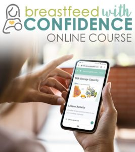 Breastfeed with Confidence Online Course